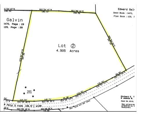 Green River Road Lot 2, Colrain, MA 01340