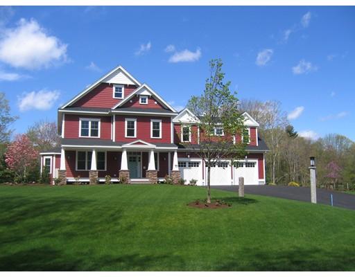 واحد منزل الأسرة للـ Sale في 11 Wilson Circle Ashland, Massachusetts 01721 United States