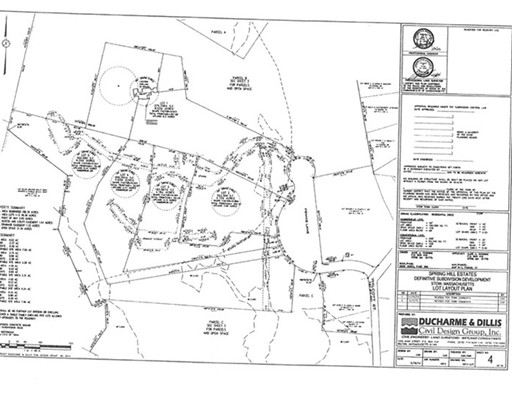 Land for Sale at Address Not Available Stow, Massachusetts 01775 United States