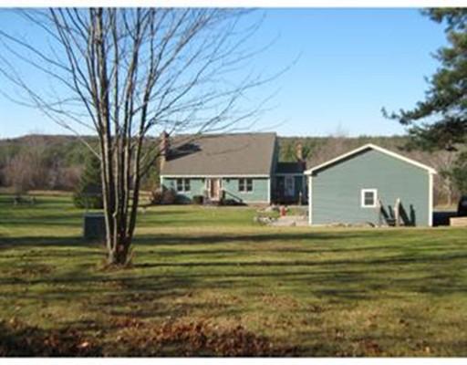 独户住宅 为 销售 在 281 W Townsend Road Lunenburg, 马萨诸塞州 01462 美国