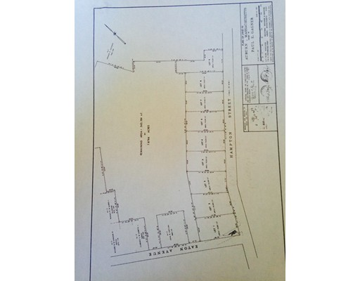 Land for Sale at 1 Hampton St. & Eaton Avenue Auburn, Massachusetts 01501 United States