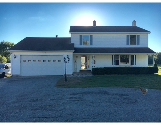 独户住宅 为 销售 在 442 Turners Falls Road Montague, 马萨诸塞州 01351 美国