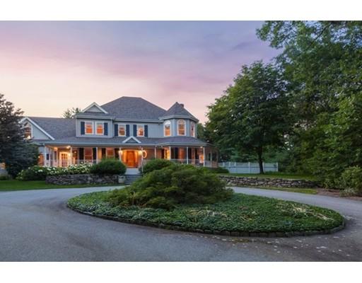 独户住宅 为 销售 在 7 Stevens Circle 7 Stevens Circle 西木区, 马萨诸塞州 02090 美国