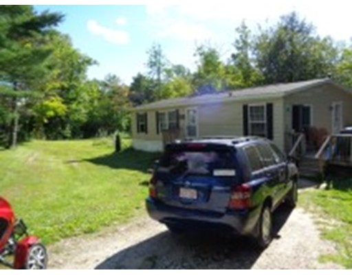 Single Family Home for Sale at 23 Blackstone Road Florida, Massachusetts 01247 United States