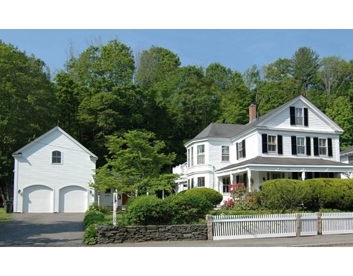 Single Family Home for Sale at 199 UNION STREET Natick, Massachusetts 01760 United States