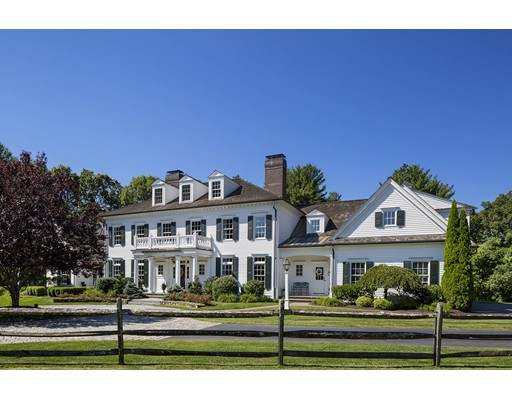Casa Unifamiliar por un Venta en 75 Goodnow Road Sudbury, Massachusetts 01776 Estados Unidos