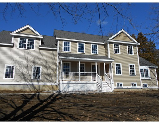 Single Family Home for Sale at 31 Byam Road Chelmsford, Massachusetts 01824 United States