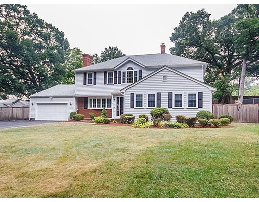 Single Family Home for Sale at 85 Birch Hill Road Belmont, Massachusetts 02478 United States