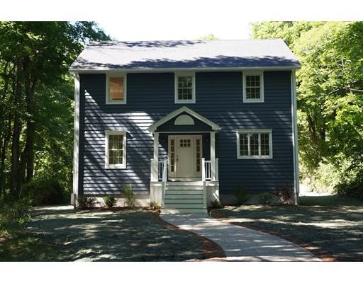 Maison unifamiliale pour l Vente à 32 Summer Street Topsfield, Massachusetts 01983 États-Unis