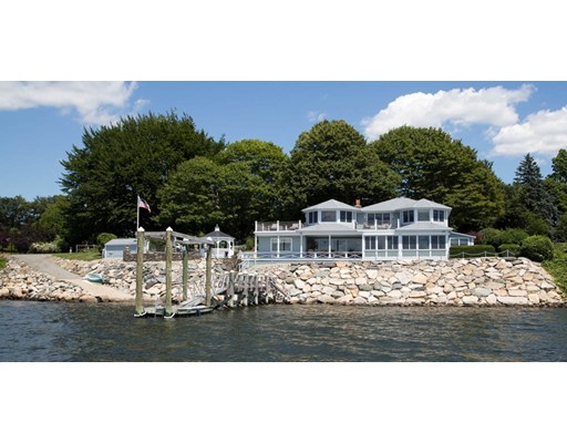 Single Family Home for Sale at 120 Leonard Drive Tiverton, Rhode Island 02878 United States