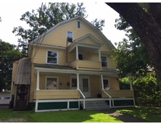 Multi-Family Home for Sale at 22 Woodleigh Avenue 22 Woodleigh Avenue Greenfield, Massachusetts 01301 United States