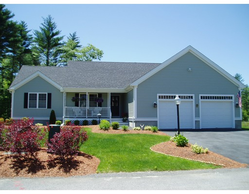 Single Family Home for Sale at 5 Ridge Road Berkley, Massachusetts 02779 United States