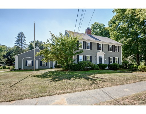 Single Family Home for Sale at 73 East Main Street West Brookfield, 01585 United States