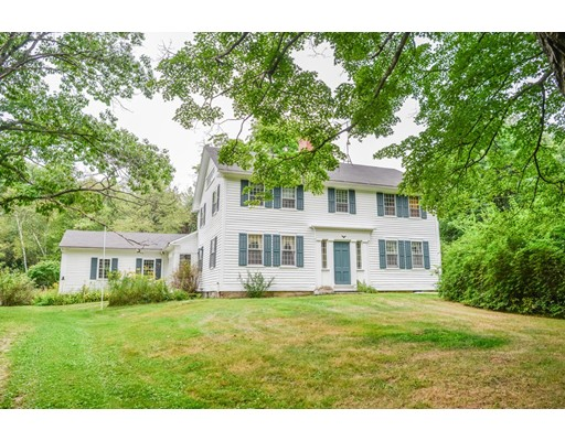 Single Family Home for Sale at 191 N Beech Plain Road Sandisfield, Massachusetts 01255 United States