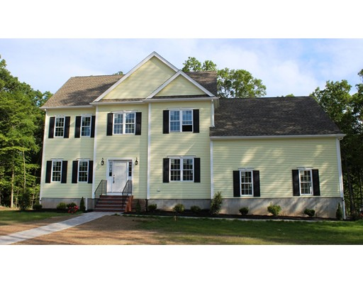 Single Family Home for Sale at 22 Pearl Street Millis, Massachusetts 02054 United States