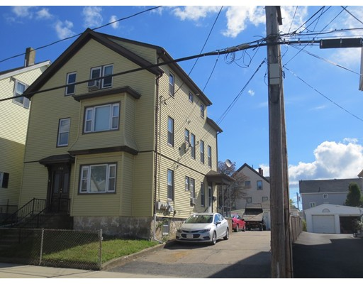 Multi-Family Home for Sale at 156 Kilburn Street Fall River, Massachusetts 02724 United States