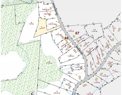 أراضي للـ Sale في 10 E Baylies Road 10 E Baylies Road Charlton, Massachusetts 01507 United States