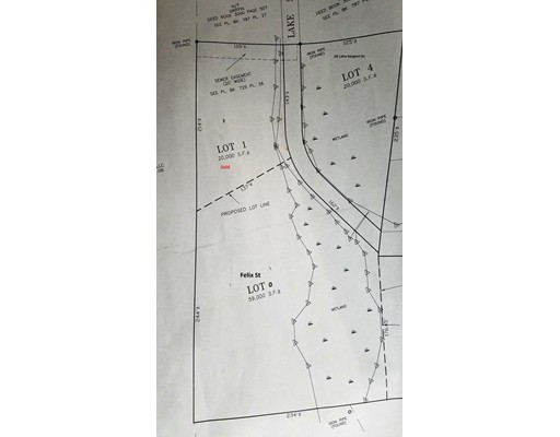 Land for Sale at 26 Lake Sargent Drive Leicester, 01524 United States