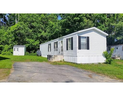 Single Family Home for Sale at 18 Maple Street Pepperell, Massachusetts 01463 United States