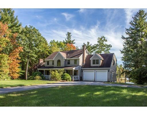 Single Family Home for Sale at 210 Lakeshore Drive Ashburnham, Massachusetts 01430 United States