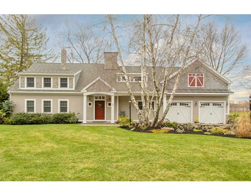 Single Family Home for Sale at 22 Riverfront Newbury, Massachusetts 01951 United States