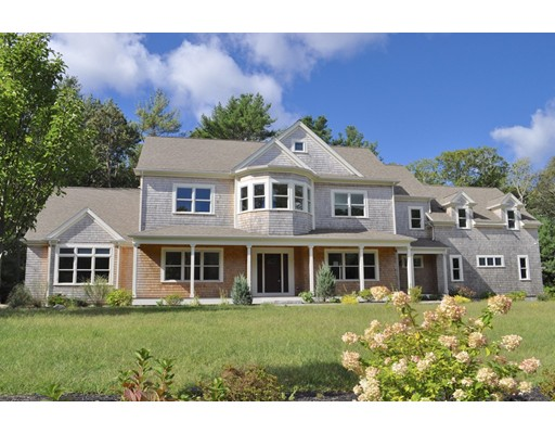 Single Family Home for Sale at 14 Shannon's Way Falmouth, Massachusetts 02556 United States