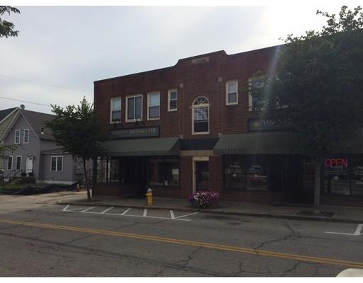 多户住宅 为 销售 在 48 Central Street Southbridge, 马萨诸塞州 01550 美国