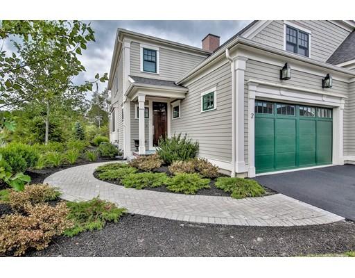 Condominium for Sale at 2 Lillian Way Wayland, Massachusetts 01778 United States