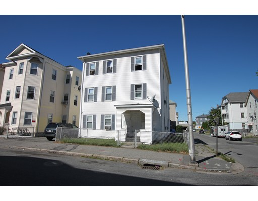 Multi-Family Home for Sale at 38 Perry Avenue Worcester, Massachusetts 01610 United States