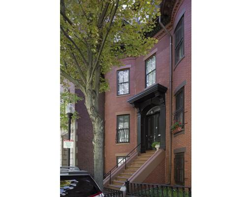 Casa Unifamiliar por un Alquiler en 55 East Concord Street Boston, Massachusetts 02118 Estados Unidos