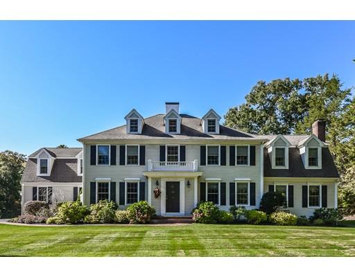 独户住宅 为 销售 在 7 Parsons Walk Norwell, 马萨诸塞州 02061 美国