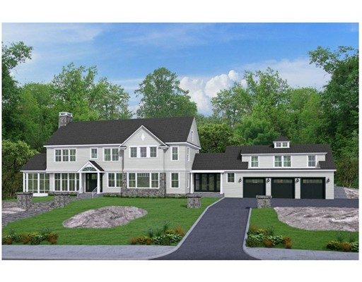 Casa Unifamiliar por un Venta en 510 Far Reach Road 510 Far Reach Road Westwood, Massachusetts 02090 Estados Unidos