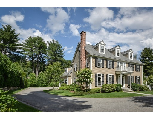 独户住宅 为 销售 在 26 Cartwright Road 26 Cartwright Road 韦尔茨利, 马萨诸塞州 02482 美国