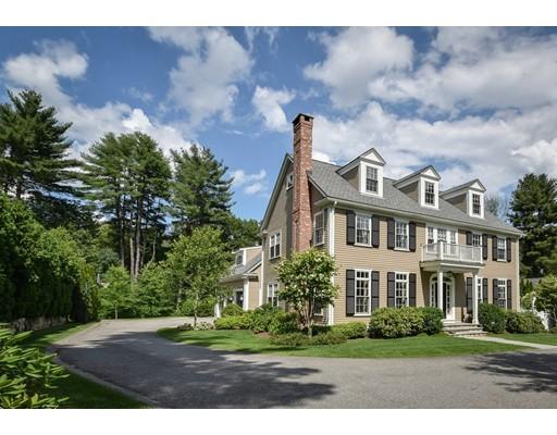 Casa Unifamiliar por un Venta en 26 Cartwright Road 26 Cartwright Road Wellesley, Massachusetts 02482 Estados Unidos