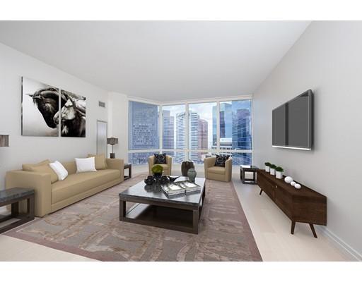 Condominium/Co-Op for sale in Millennium Tower, 2707 Midtown, Boston, Suffolk
