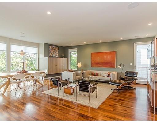 Condominium for Sale at 3 Danforth Street Boston, Massachusetts 02130 United States