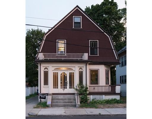 Single Family Home for Sale at 9 Kingsboro Park Boston, Massachusetts 02130 United States