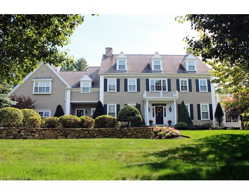 Single Family Home for Sale at 48 Stone Meadow Lane Hanover, Massachusetts 02339 United States