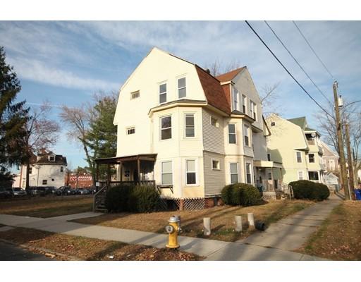 Casa Multifamiliar por un Venta en 37 Commonwealth Avenue Springfield, Massachusetts 01108 Estados Unidos