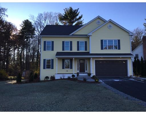 独户住宅 为 销售 在 1 Corbett Drive Burlington, 马萨诸塞州 01803 美国