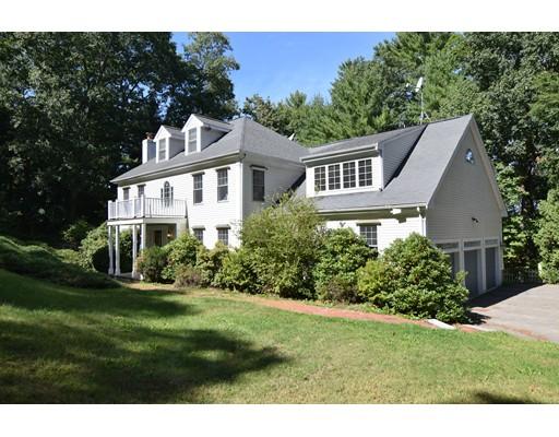 Single Family Home for Sale at 160 Dedham Street Dover, Massachusetts 02030 United States