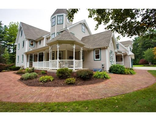 Maison unifamiliale pour l Vente à 4 Whitetail Run Auburn, Massachusetts 01501 États-Unis