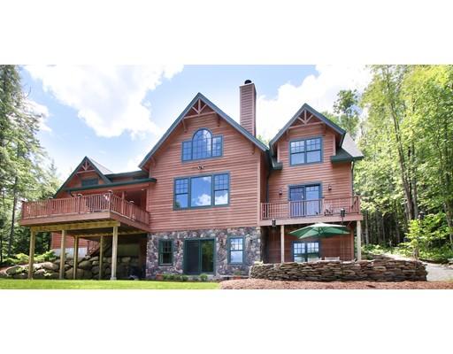 Maison unifamiliale pour l Vente à 50 Upper Grandview Drive Woodstock, New Hampshire 03262 États-Unis