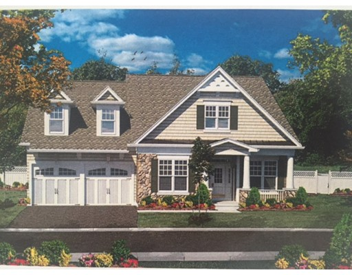 Single Family Home for Sale at 24 Pond Edge Trail Lot 18 Wareham, Massachusetts 02571 United States