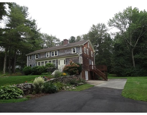 Single Family Home for Sale at 87 New Salem Road Petersham, Massachusetts 01366 United States