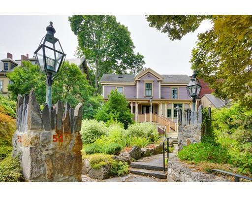Single Family Home for Sale at 51 Green Boston, Massachusetts 02130 United States