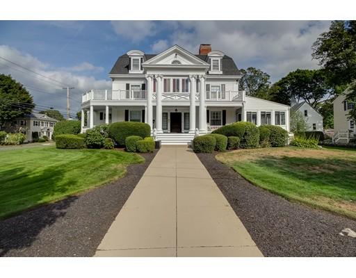 Частный односемейный дом для того Продажа на 97 Bellevue Avenue Melrose, Массачусетс 02176 Соединенные Штаты