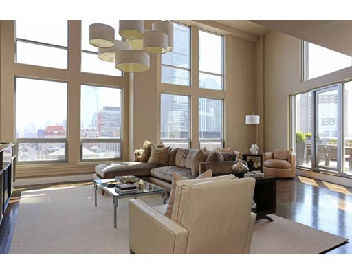 Townhome / Condominium for Rent at 360 Newbury Street 360 Newbury Street Boston, Massachusetts 02115 United States
