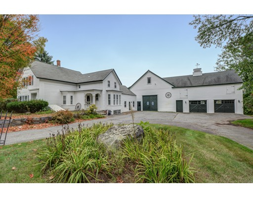 Single Family Home for Sale at 56 Flagg Road Southborough, Massachusetts 01772 United States