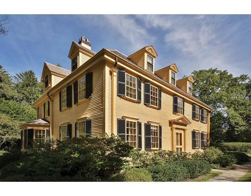 Single Family Home for Sale at 617 Boylston Street Brookline, Massachusetts 02445 United States